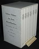 Walser: Aus dem Bleistiftgebiet