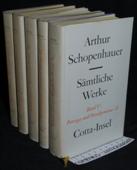 Schopenhauer: Saemtliche Werke