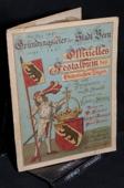 Steiger: Gruendungsfeier der Stadt Bern, 1191-1891