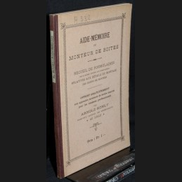 Kohly .:. Aide-Memoire du...