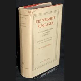 Hirschberg .:. Die Weisheit...