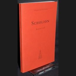 Scholion .:. Bulletin 2008/5