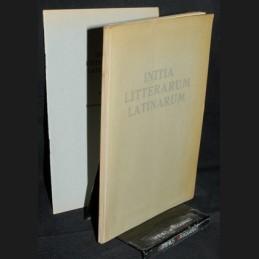 Gaar .:. Initia litterarum...