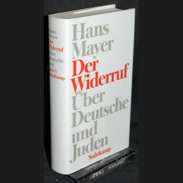 Mayer .:. Der Widerruf