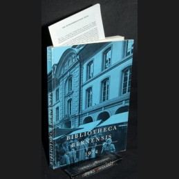 Bibliotheca Bernensis 1974...