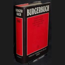 Burgerbuch .:. Stadt Bern...