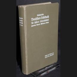 Baechtold .:. Deutsches...
