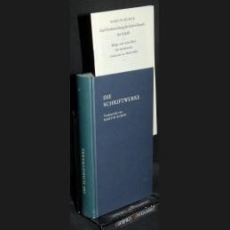 Buber .:. Die Schriftwerke