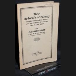 Baumann .:. Der Arbeitsvertrag