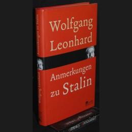 Leonhard .:. Anmerkungen zu...