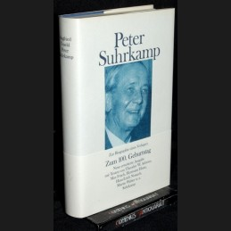 Unseld .:. Peter Suhrkamp
