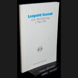 Leopold Szondi .:. Zum 100....
