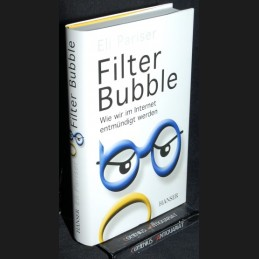 Pariser .:. Filter bubble