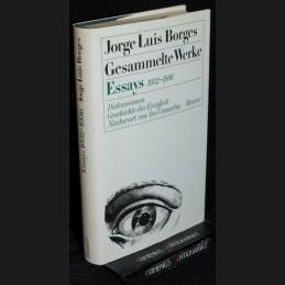 Borges .:. Essays 1932 - 1936