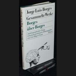 Borges .:. Borges ueber Borges