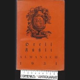 Orell Fuessli  .:. Almanach...