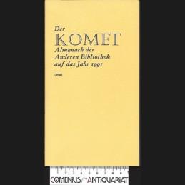 Almanach .:. Der Komet