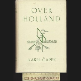 C̆apek .:. Over Holland