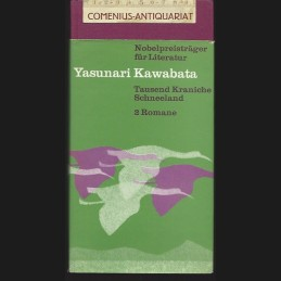 Kawabata .:. Tausend Kraniche