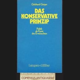 Geiger .:. Das konservative...