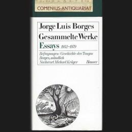 Borges .:. Essays 1952 - 1979