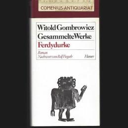 Gombrowicz .:. Ferdydurke