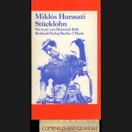 Haraszti .:. Stuecklohn