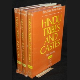 Sherring .:. Hindu Tribes...