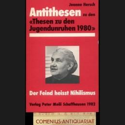 Hersch .:. Antithesen