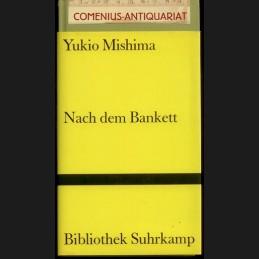 Mishima .:. Nach dem Bankett