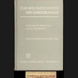 Erwin Mehl .:. Leibesuebungen
