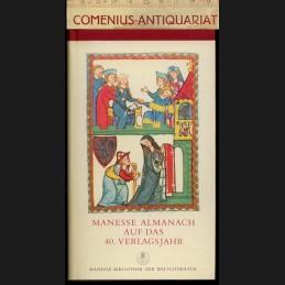 Manesse-Almanach .:. 40....
