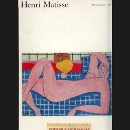 Matisse .:. Retrospective 1966
