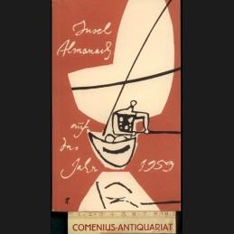 Insel-Almanach  .:. 1959