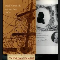 Insel-Almanach  .:. 1960