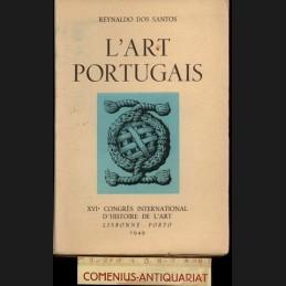 Santos .:. L'art portugais