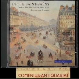 Saint-Saens .:. Oeuvres...