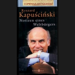 Kapuscinski .:. Notizen...