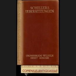 Schiller .:. Uebersetzungen