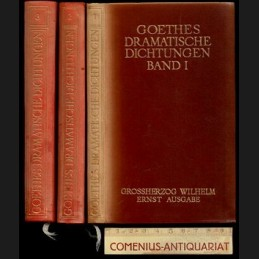 Goethe .:. Dramatische...