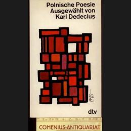 Dedecius .:. Polnische Poesie