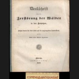Denkschrift 1842 .:....