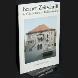 Berner Zeitschrift  .:. 1987/4