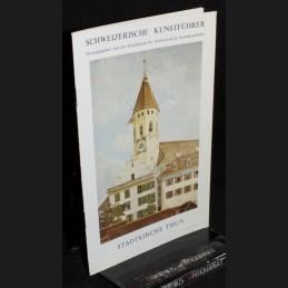 Bellwald .:. Stadtkirche Thun