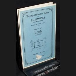 Siegfriedkarte .:. 472 Lenk