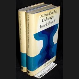 Ibsen .:. Dichter ueber...