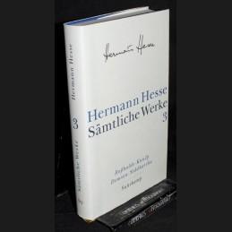 Hesse .:. Saemtliche Werke [3]