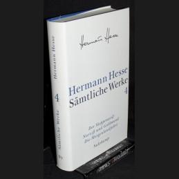 Hesse .:. Saemtliche Werke [4]