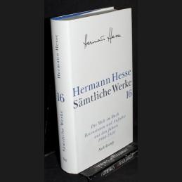 Hesse .:. Saemtliche Werke...