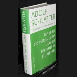 Schlatter .:. Die Briefe...